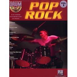 Drum Play-Along Volume 1 Pop Rock + CD