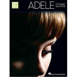 Adele for Easy Guitar GTR Book