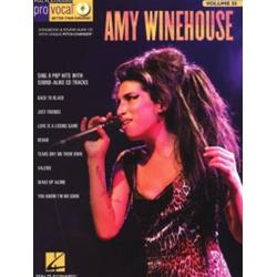 Amy Winehouse Pro Vocal  Volume 55  CD