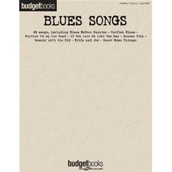 Budget Books: Blue Songs (Piano/Voce/Chitarra)