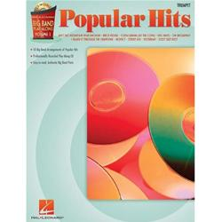 Big Band Play-Along Volume 2: Popular Hits Trumpet con CD