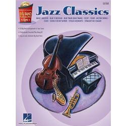 Big Band Play-Along Volume 4: Jazz Classics Guitar con CD