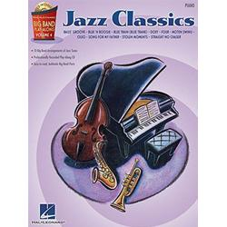 Big Band Play-Along Volume 4: Jazz Classics Bass Guitar con CD
