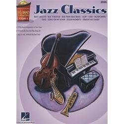 Big Band Play-Along Volume 4: Jazz Classics Drums con CD