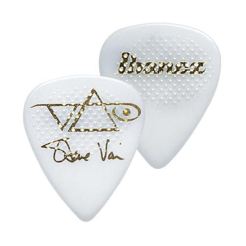 IBANEZ Plettro Steve Vai con Grip in Gomma (Bianco)