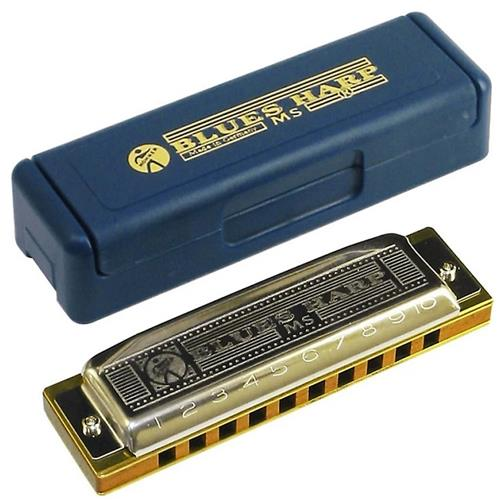 Hohner Armonica Diatonica a Bocca Blues Harp in DO