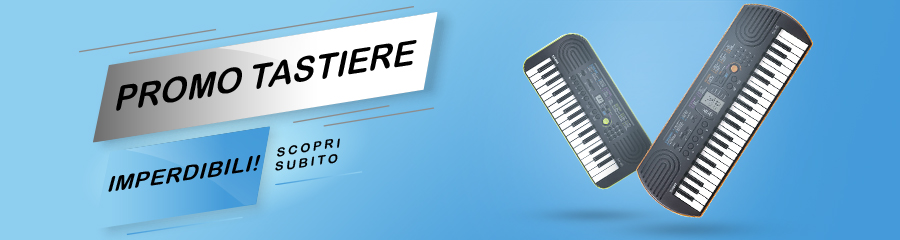 Promo Tastiere Casio imperdibile!